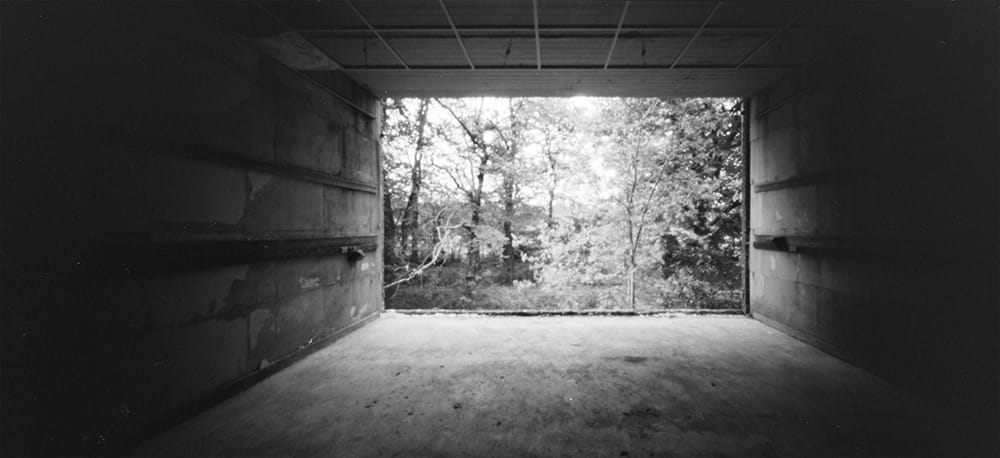 In samenwerking met Mirka Farabegoli; Code Rood pinhole-fotografie.