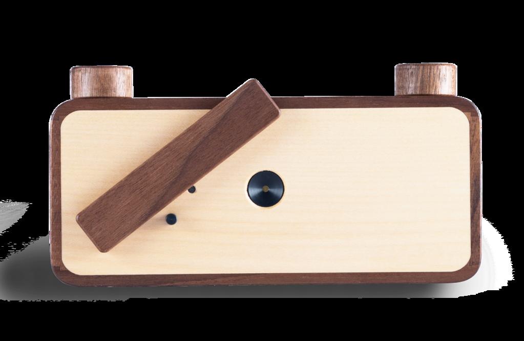 Ondu pinholecamera voor 6x6, 6x9 en 6x12 cm.