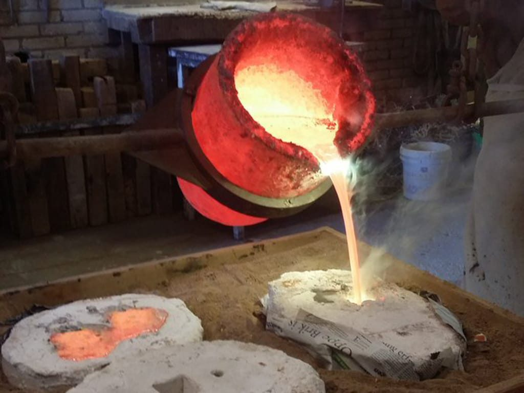 casting-bronze