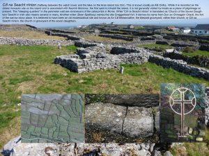 Cill na Seacht nInion, vroeg-Christelijke plaats van een vrouwenklooster
