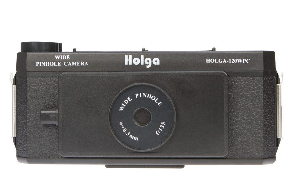 Holga 120WPC pinhole camera